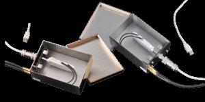 Example of RF shielding (qosmotec.com)